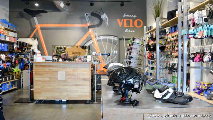 Shop Talk: Johnny Velo Bikes Receives National Award