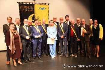 Actrice Maaike Cafmeyer benoemd tot ridder (Diksmuide) - Het Nieuwsblad