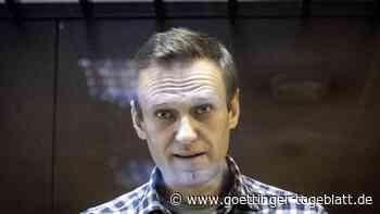 Kremlgegner Nawalny:Oppositionsarbeit geht im Ausland weiter