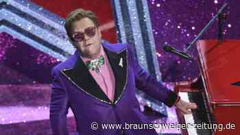 Top-Ten-Hits: Elton John bricht Chart-Rekord