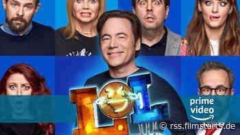 """Bastian Pastewka, Tahnee oder jemand Anderes: Wer gewinnt die 2. Staffel """"LOL: Last One Laughing"""" auf Amazon Prime?"""