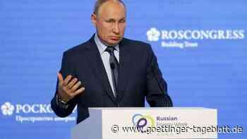 Putin sagt Teilnahme an Klimagipfel in Glasgow zu