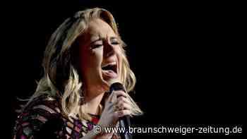 Erste Single, neues Album: Adele taucht wieder auf