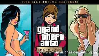 Fans geschockt über angeblichen Preis der GTA Trilogy Definitive Edition