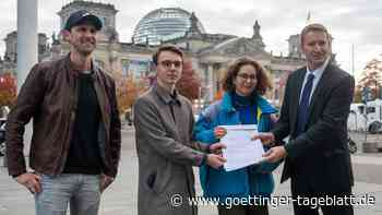 Protest gegen Bundestagswahl: Fridays-for-Future-Anhänger legen Einspruch ein