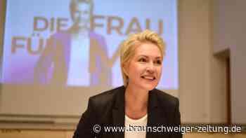 Ministerpräsidentin Schwesig will mit der Linken regieren