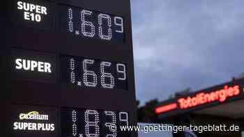 Spritpreise rauschen in die Höhe - Diesel nur noch knapp unter Allzeithoch