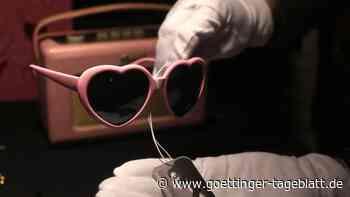 Persönliche Gegenstände von Amy Winehouse in New York ausgestellt