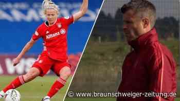 """""""Unbedingt gewinnen"""": Bayern-Frauen in Königsklasse unter Druck"""
