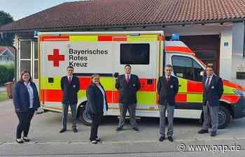 BRK-Bereitschaft unter neuer Führung - Passauer Neue Presse