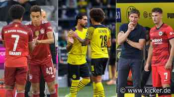 Keiner so ineffizient wie der BVB: Das Wechsel-Ranking der Bundesliga