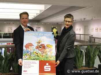 Zweite Auflage der »Weltsparzeit« in der Sparkasse Gütersloh-Rietberg – Gütsel Online - Gütsel