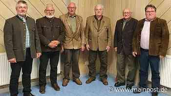 Jägervereinigung Hofheim ehrt langjährige Mitglieder - Main-Post