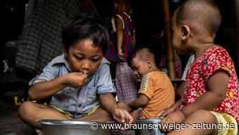 Über 800 Millionen Menschen leiden weltweit Hunger
