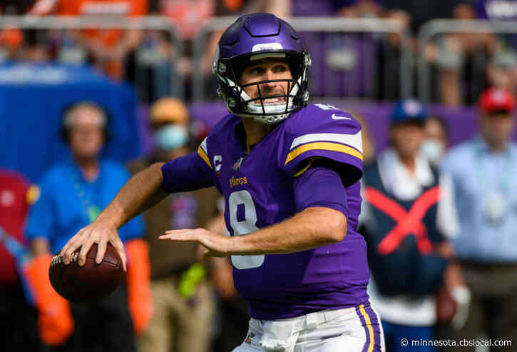 'We've Got To Find A Way To Make That Happen': Vikings Offense Dissects Post-Halftime Problems