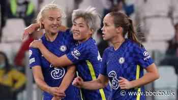 Juventus Femminile 1-2 Chelsea Women: Pernille Harder scores winner for Blues