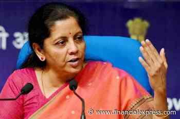 GDP to expand at close to double-digit rate in FY22: Finance Minister Nirmala Sitharaman