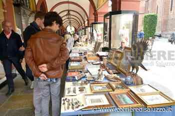 Saluzzo: Vintage in piazza - Domenica 7 novembre torna il MercAntico in centro - Il Corriere di Saluzzo