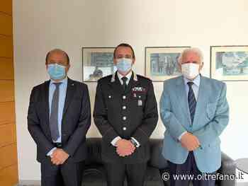Il comandante provinciale dei carabinieri fa visita a Confcommercio Pesaro Urbino - OltreFano.it