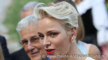 Fürstin Charlène von Monaco zeigt sich betrübt – Palast teilt traurige Nachricht mit