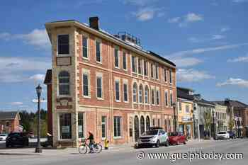Apartments and retail space coming to Elora's historic Dalby House - GuelphToday