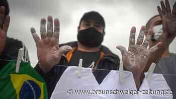 Brasilien: Inzwischen mehr als 100 Millionen Corona-Geimpfte