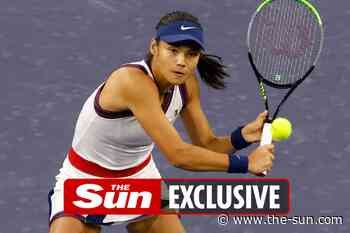 Coaching Emma Raducanu is a poisoned chalice… people will NOT be in a rush to work with her, says S... - The US Sun
