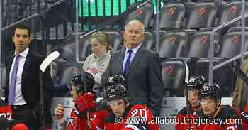 New Jersey Devils 2021-22 Season Preview Part 5: The Coaching and Management - All About The Jersey