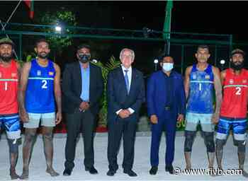 FIVB President approves two-year Volleyball Empowerment coaching support programme for Maldives - FIVB.com