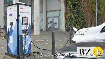 Braunschweig soll 400 neue E-Ladepunkte bekommen - mindestens - Braunschweiger Zeitung