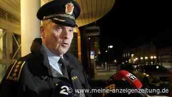 Angriff mit Pfeil und Bogen: Norwegische Polizei prüft Terror-Motiv - Zahlreiche Falschmeldungen dementiert