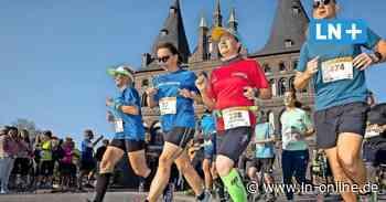 Lübecks großer Marathon: Vorbereitungen auf der Zielgeraden