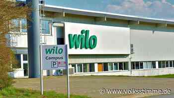 Firmenschließung: Wilo in Oschersleben macht endgültig zu - 120 Mitarbeiter verlieren Job - Volksstimme