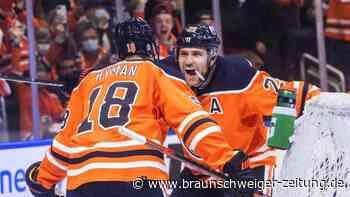 Draisaitl und Oilers feiern Auftaktsieg