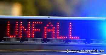 15.000 Euro Schaden nach Unfall auf A65 - Landau - Rheinpfalz.de
