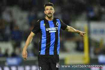 International keert pas donderdag terug bij Club Brugge: nieuwe kans voor Mechele?