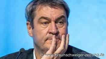 Söder sagt Auftritt bei Deutschlandtag der Jungen Union ab