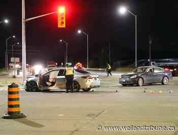 Serious injuries reported in Thorold crash | wellandtribune.ca - WellandTribune.ca