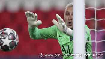 PSG-Keeper Navas verletzt sich bei Nationalmannschaft