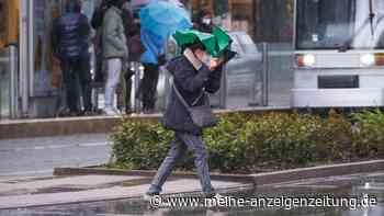 Wetter: Nächste Woche wird es stürmisch