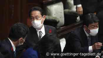 Parlament aufgelöst - Japan vor Neuwahlen