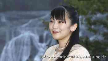 Prinzessin Mako von Japan: Rührende Geste kurz vor ihrer Hochzeit