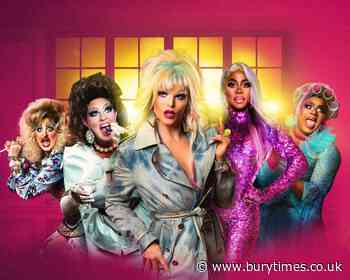 Ru Paul's Drag Race stars in Death Drop at the Lowry