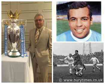 Manchester City pioneer Stan Horne awarded First Division medal 53 years on