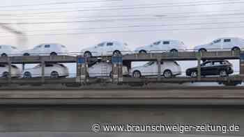 Neuwagen-Transporteure kämpfen ums Überleben