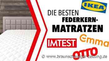 Die besten Federkernmatratzen // IMTEST