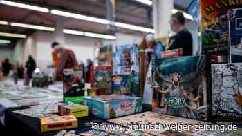 """Spielemesse - """"Spielen macht glücklich, gesund und schlau"""""""