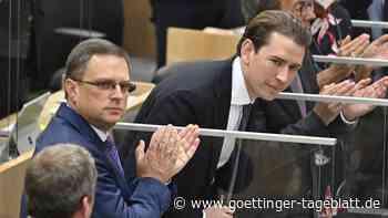 Nach Rücktritt: Österreichs Ex-Kanzler Kurz als Abgeordneter vereidigt