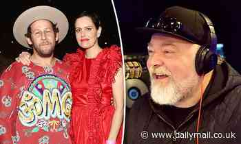 Ben Lee and Kyle Sandilands bury the hatchet after vaccine feud - Daily Mail