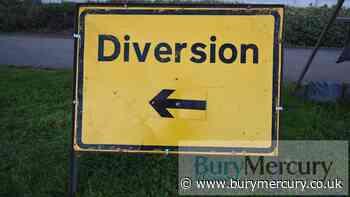 Great Whelnetham: 4 months of road closures - Bury Mercury